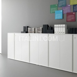 Cabinet with Linear door - №101