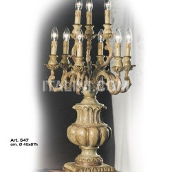 Calamandrei & Chianini Lighting - №131