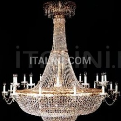 Italian Light Production Impero style chandeliers - 7011 - №37