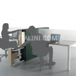 Martex Bench for 4 persons. - №52
