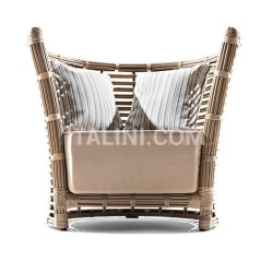 Varaschin TONKINO lounge chair - №155
