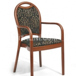 Corgnali Sedie Desiree P - Wood chair - №18