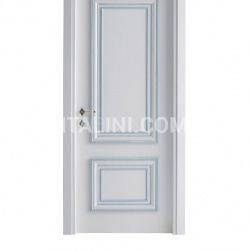 AMANTEA 1314/QQ waxed painted door Classic Wood Interior Doors - №2