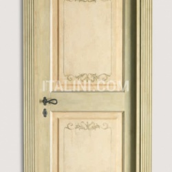 DUCALE 1112/Q Craquelure finish Classic Wood Interior Doors - №102