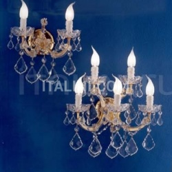 Italian Light Production Wall Light - APPLIQUE 4 - №15