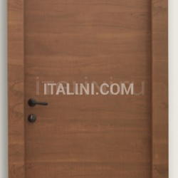 Giudetto SE 1011/QQ/S1 Cognac sawn light walnut. Modern Interior Doors - №196