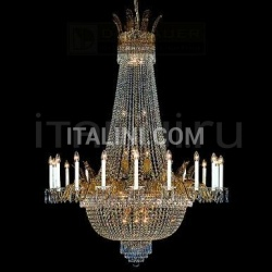Italian Light Production Impero style chandeliers - 8990 - №63