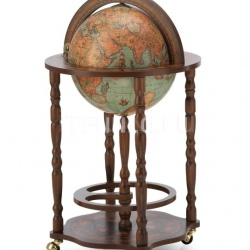 "Zofolli Bar Globe with small bottle storage ""Crono"" - Laguna - №32"