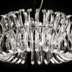 Metal Lux Pendant lamp Wave cod 234.165 - №87