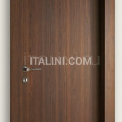 Giudetto PCP 1011/QQ/A Multilaminar walnut tobacco finish. Modern Interior Doors - №165