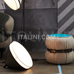 Diesel by Foscarini Drumbox table - №13