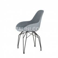 Diamond Dimple Pop Chair - №15