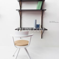 Artek Kaari Wall Shelf with Desk REB013 - №84