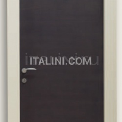 Giudetto SE 1011/QQ/S1 Wenge stained sawn oak. Modern Interior Doors - №198