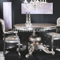 Luxury classic chairs, Art. 3004: Extensible table - №126