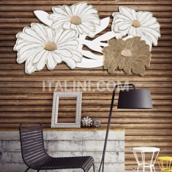 Pintdecor P3869 - MARGHERITE BIANCHE - №100