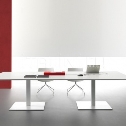 Yard meeting table - №14
