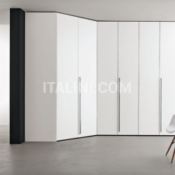 Dressing room wardrobe w/ 2 x 45° doors - №180
