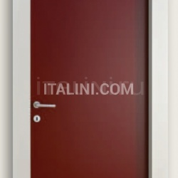 Giudetto LAC 1011/QQ Matte lacquered RAL 3005 Modern Interior Doors - №177