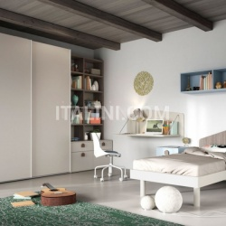 Mistral Bedroom with free-standing bed 04 - №40