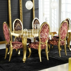 Bello Sedie Luxury classic chairs, Art. 3223: Table - №98