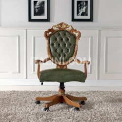 Bello Sedie Luxury classic chairs, Art. 3347: Office armchair - №25