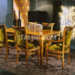 Bello Sedie Luxury classic chairs, Art. 3048: Table, Extensible table - №117