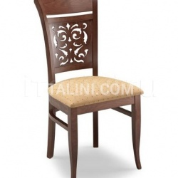 Corgnali Sedie Gloria PANT - Wood chair - №55