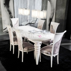Luxury classic chairs, Art. 3212: Table - №102