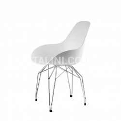 Kubikoff Slice Dimple Pop Chair - №10