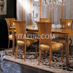 Bello Sedie Luxury classic chairs, Art. 3000: Table, Extensible table - №130