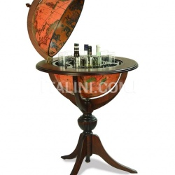 "Zofolli Bar Globe on a 3 leg stand ""Zeus"" - №61"