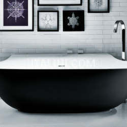 Wall bathtubs - №11