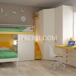 Mistral Space-saving bedroom 34 - №10