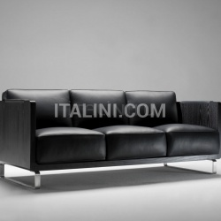 Kubo Three-Seater Sofa - №40