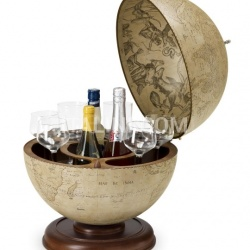 "Zofolli ""Urano"" desk bar globe - №19"
