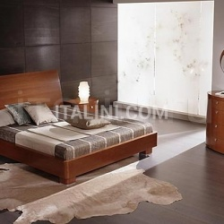 Item code of bed : DLLTI _ item code of chest of drawers : DCMO - №68