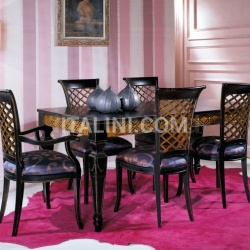 Bello Sedie Luxury classic chairs, Art. 3003: Table, Extensible table - №131