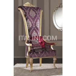 Bello Sedie Luxury classic chairs, Art. 3351: Throne - №139