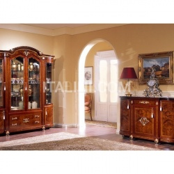 Marzorati Sideboard in wood Living rooms  - DUCALE DUCCR4PB / Sideboard with 4 doors B - №12