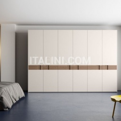 Corazzin Group Composition page 40 - PLANA hinged door - №424