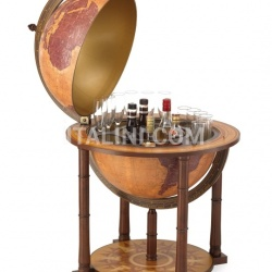 "Zofolli Gea bar globe with large internal storage ""Taurus"" - №6"