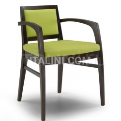Corgnali Sedie Ketty I - Wood chair - №62