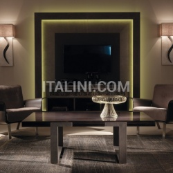 Covre Giulio Art. 840 Poltrona/Armchair Art. 825 Tavolino/Coffee Table Art. 800 Mobile Tv/Tv Stand - №8