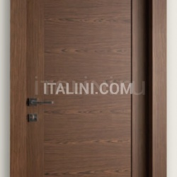 Mart Stam 1913/QQ Brushed oak tobacco finish. Modern Interior Doors - №182