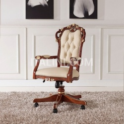 Bello Sedie Luxury classic chairs, Art. 3348: Office armchair - №24