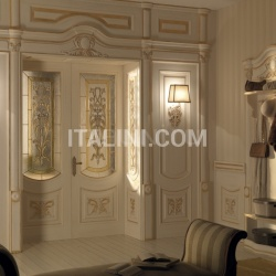 LUIGI XVI Classic Wood Interior Doors - №152