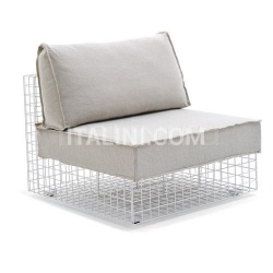 Varaschin GRID lounge chair - №141