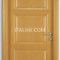 BUONTALENTI 1205A/QQ Light Tanganyika Cover moulding 6 Modern Interior Doors - №209
