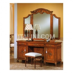 Marzorati Carved mirror Sitting room  - DUCALE DUCSP3E / 3 elements mirror - №20